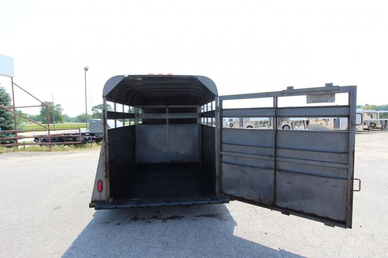 1994 Featherlite Econo 16' BP Livestock Trailer