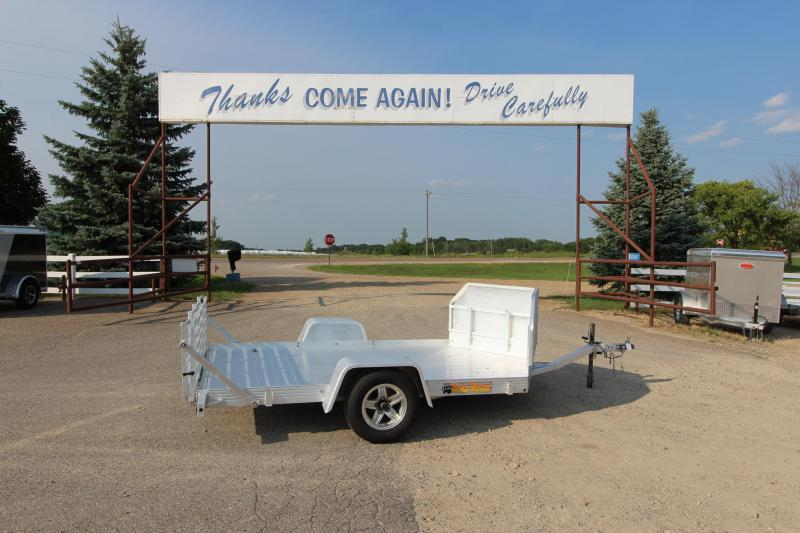 2014 Bear Track Products 6x10 Utility Trailer