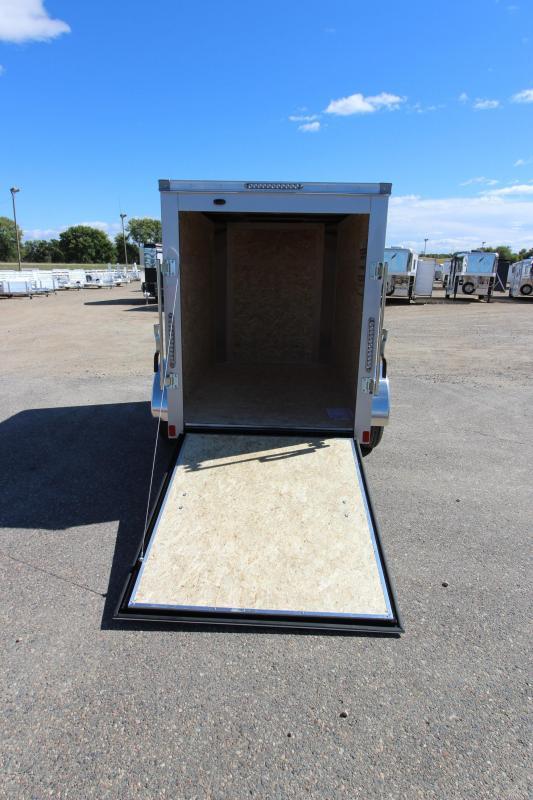 2019 Bravo Trailers Scout 5x8 Enclosed Cargo Trailer