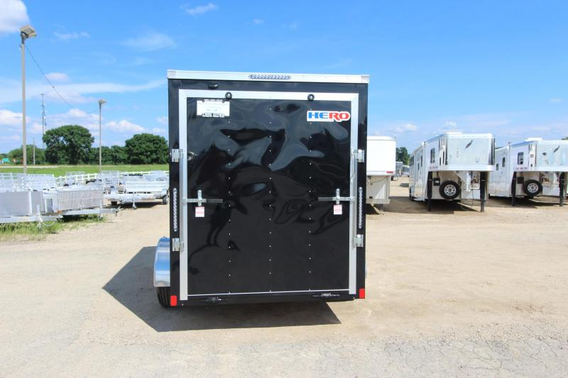 2019 Bravo Trailers 6x10 Enclosed Cargo Trailer
