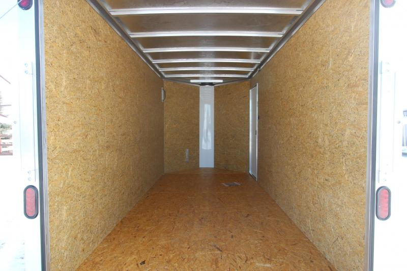 2019 Featherlite 1610 14 Enclosed Cargo Trailer