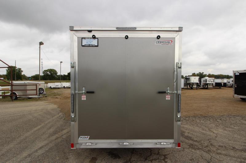 2019 Bravo Trailers 7x16 Enclosed Cargo Trailer