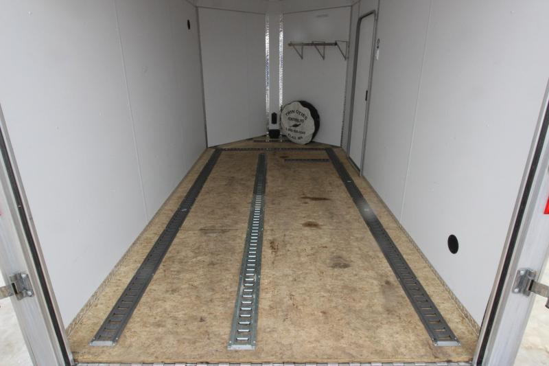 2015 Legend Manufacturing 7x12 Enclosed Cargo Trailer