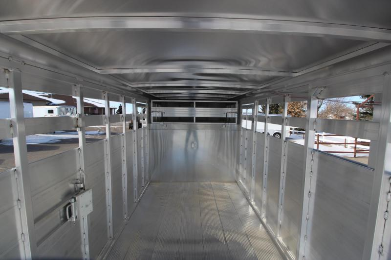 2018 Sundowner Trailers Rancher Xpress Livestock Trailer