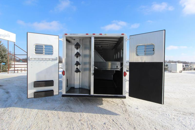 2000 Featherlite 4HR 13 LQ Horse Trailer