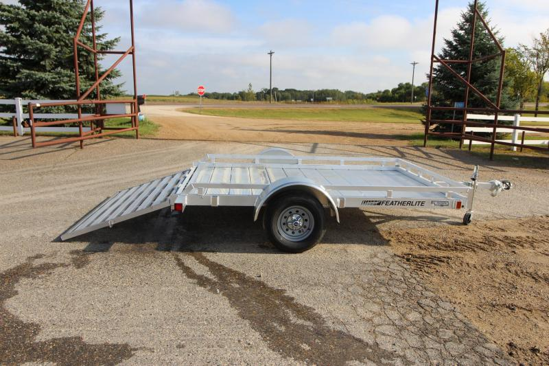 2017 Featherlite 1693 10 BP Utility Trailer