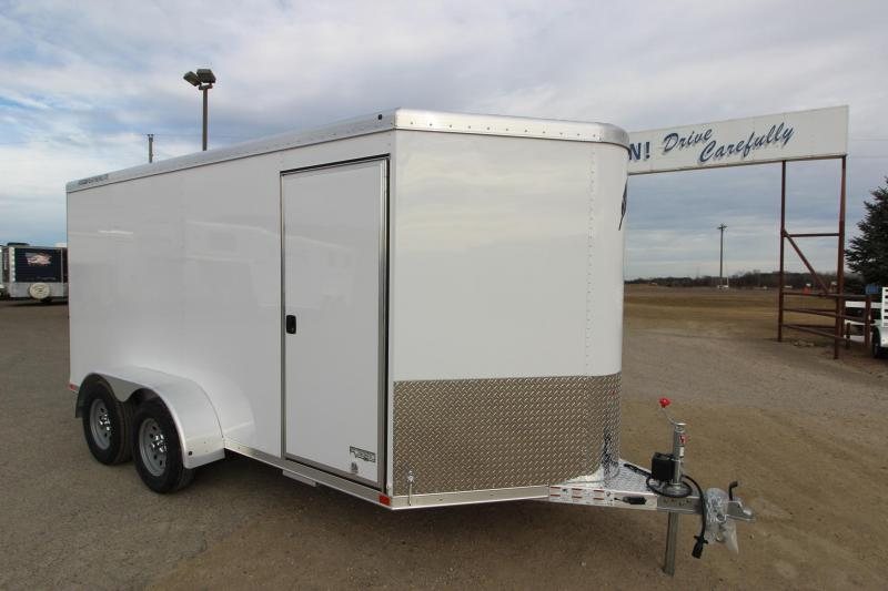 2018 Featherlite 1610 14 Enclosed Cargo Trailer