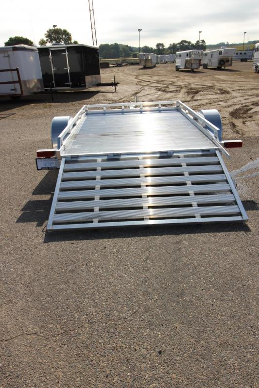 2018 Featherlite 1693 10 Utility Trailer