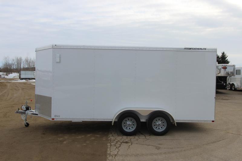 2018 Featherlite 1610 Enclosed Cargo Trailer