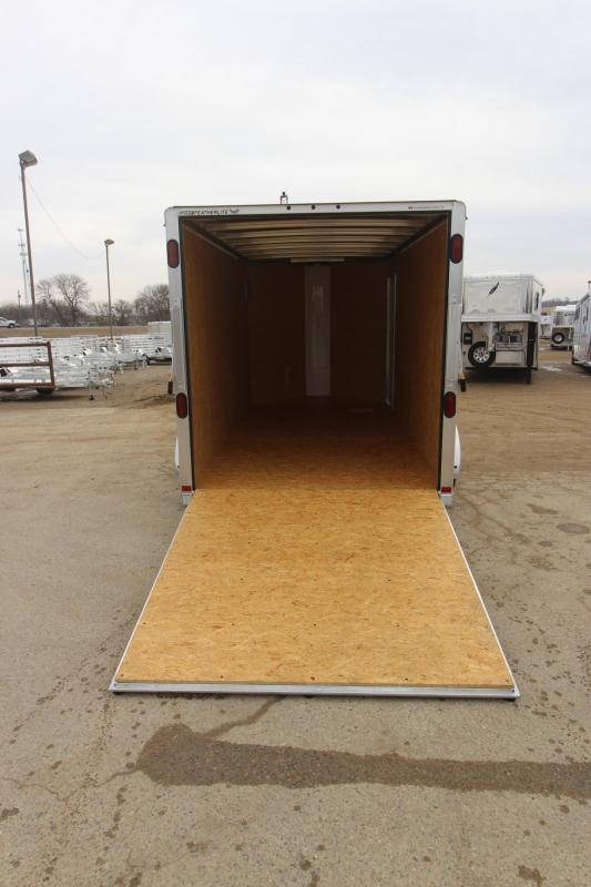 2017 Featherlite 1610 14 Enclosed Cargo Trailer