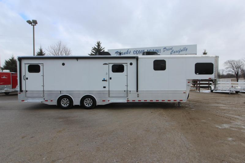 2019 Sundowner Trailers 29 Toy Hauler