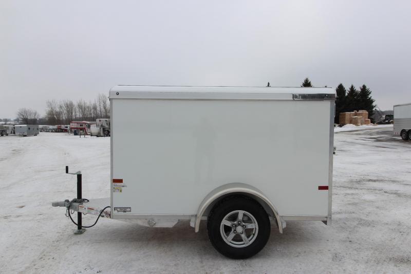 2019 Sundowner Trailers Mini Go 4x8 Enclosed Cargo Trailer
