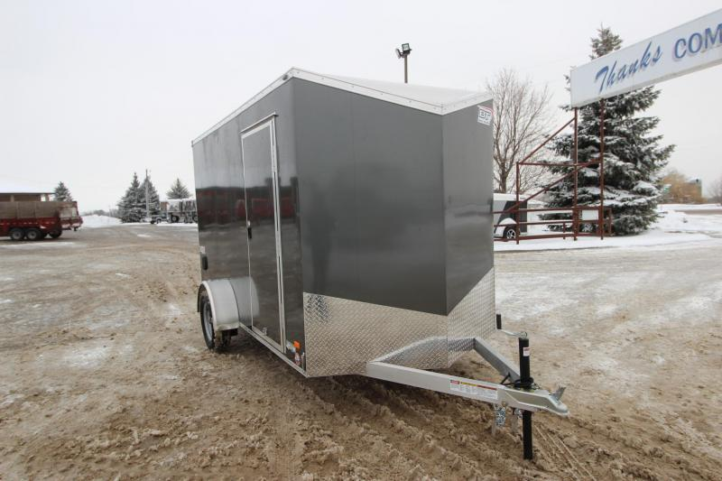 2019 Bravo Trailers 6x12 Enclosed Cargo Trailer