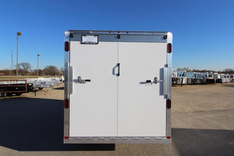 2019 Featherlite 1610 16 BP Enclosed Cargo Trailer