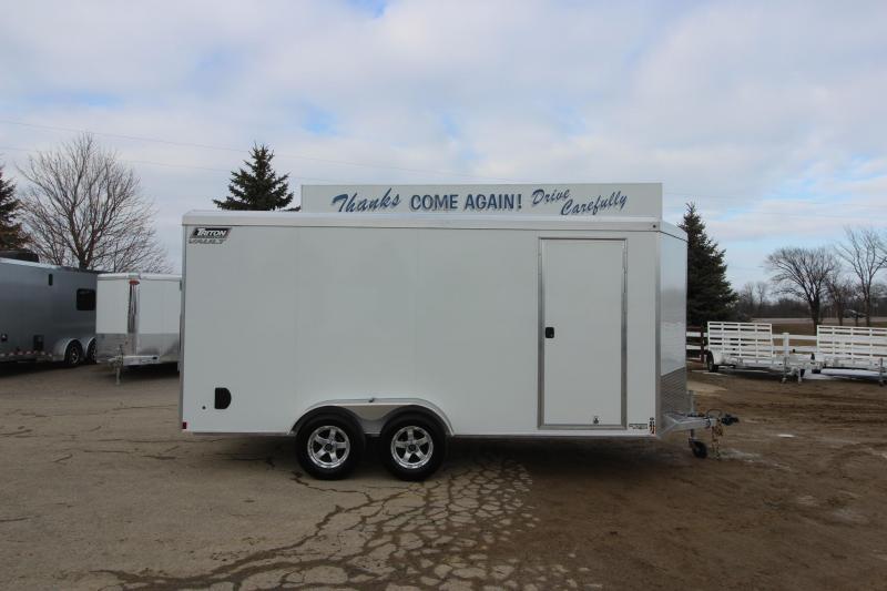 2019 Triton 7x16 7 H Enclosed Cargo Trailer
