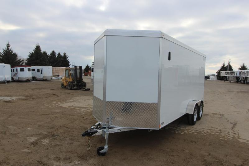 2019 Triton 7x16 7 H Enclosed Cargo Trailer
