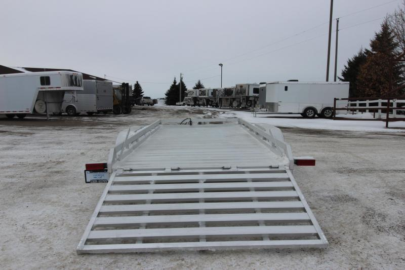 2018 Featherlite 1693 14 Utility Trailer