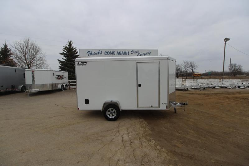 2019 Triton Vault 6x12 Enclosed Cargo Trailer in Ashburn, VA