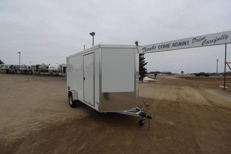 2019 Triton Vault 6x12 Enclosed Cargo Trailer