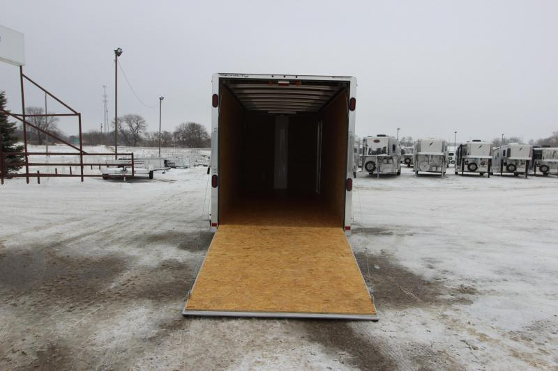 2019 Featherlite 1610 16 BP Enclosed Cargo Trailer