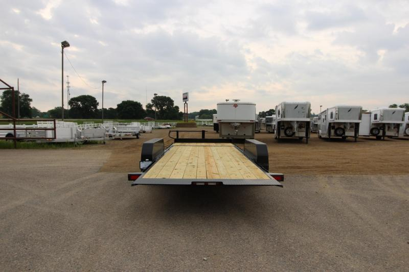 2019 Big Tex Trailers 14TL 20 BP Equipment Trailer