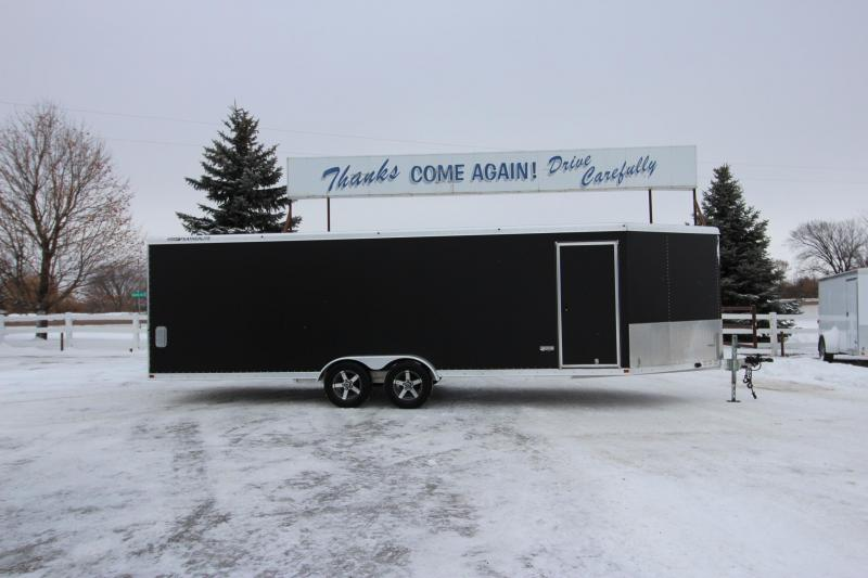2014 Featherlite 1610v 24 Snowmobile Trailer in Ashburn, VA
