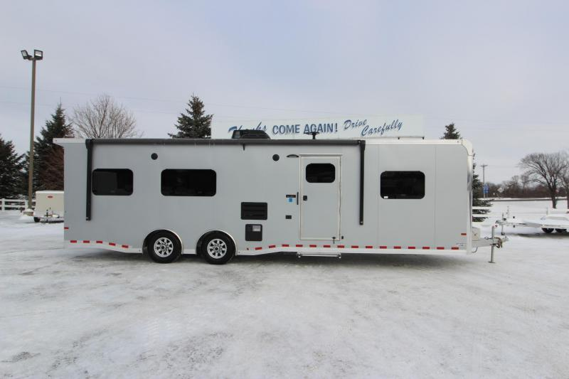 2019 Sundowner Trailers 30 Toy Hauler