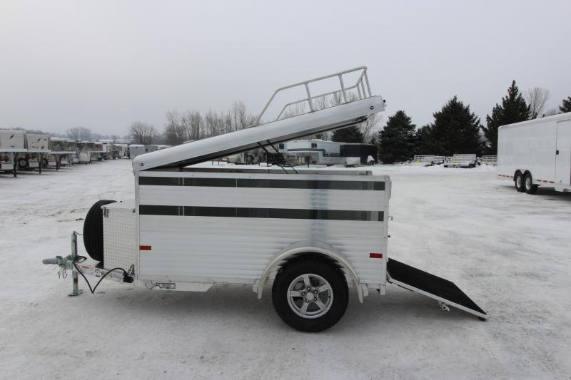 2019 Sundowner Trailers Mini Stock Livestock Trailer