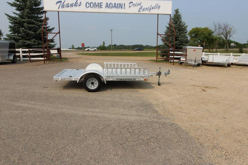 2006 Featherlite 1694 10 Utility Trailer