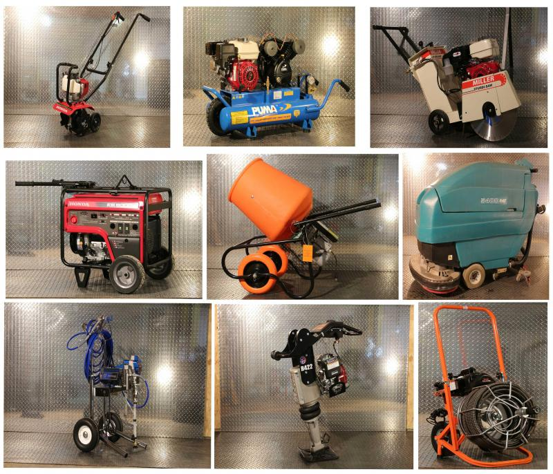 RENTALS!! -EQUIPMENT - TRAILERS - TOOL- RENTALS!!!! TENNESSEE VALLEY!!