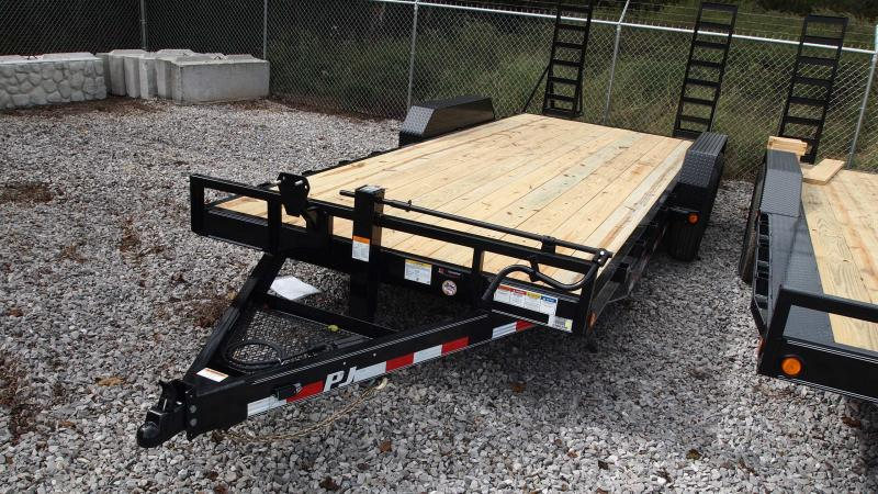 2019 PJ Trailers 20x83 CC Equipment Trailer