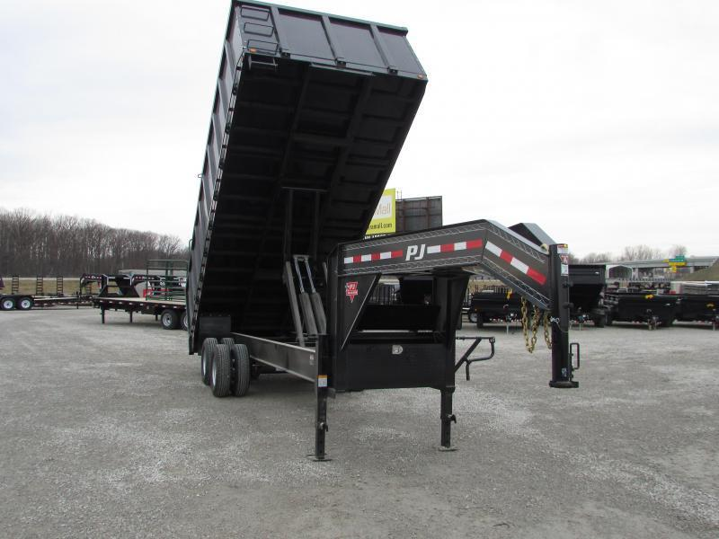 LIQUIDATION SALE!! HUGE DEALS ON SELECT PJ DUMP TRAILERS