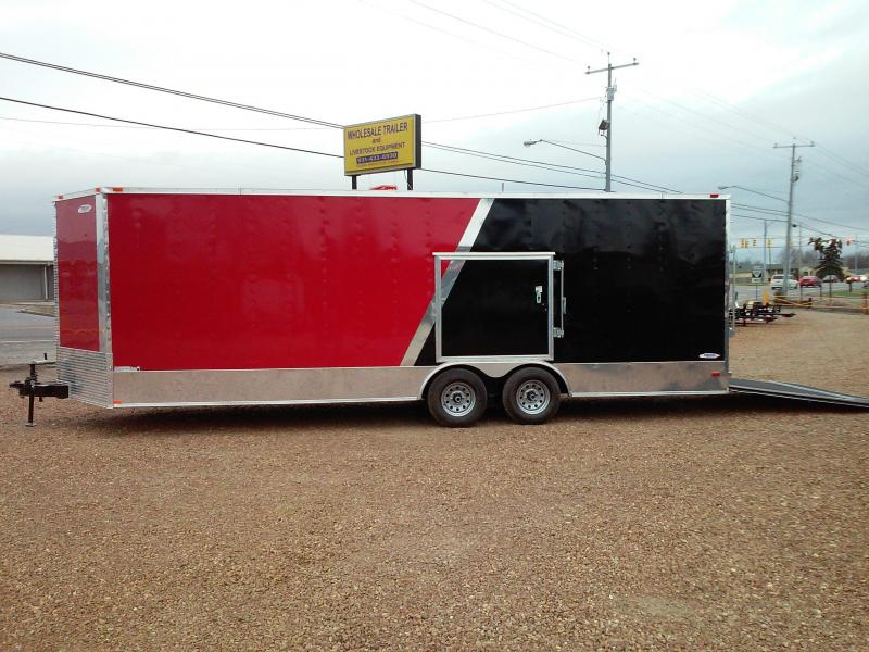2016 Freedom Trailers cargo Car / Racing Trailer