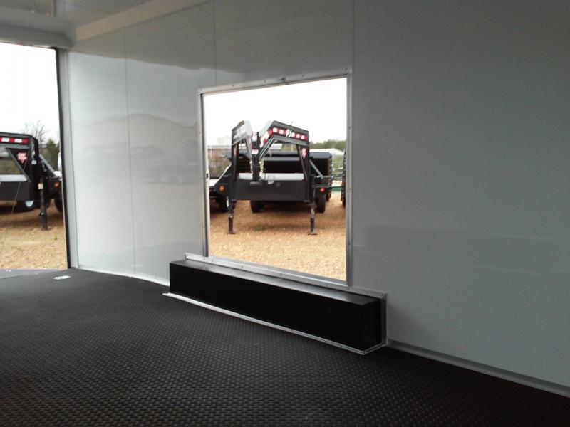 2016 Freedom Trailers cargo Car / Racing Trailer