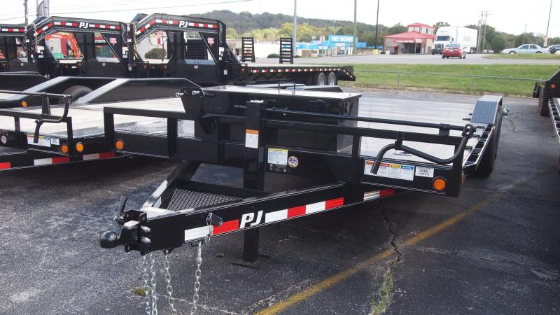 2019 PJ Trailers B6 22x102 superwide equipment trailer Equipment Trailer