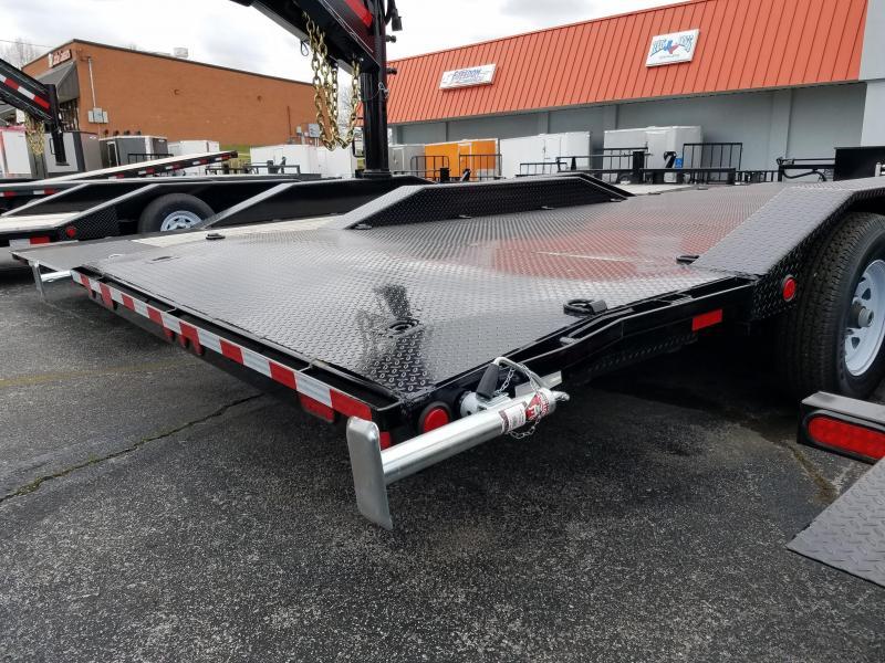 2019 PJ Trailers B6 22x102 superwide equipment trailer Equipment Trailer