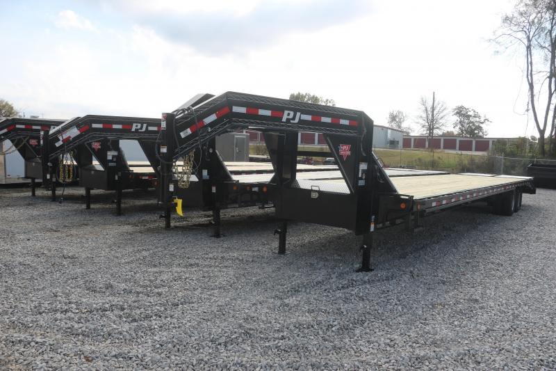 2019 PJ 40' Flatdecks HUGE SALE!!! HOTSHOT TRAILER!! FINANCING AVAILABLE!