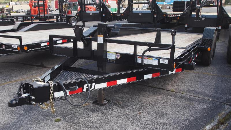 2019 PJ Trailers 20x83 T6 Tilt Equipment Trailer