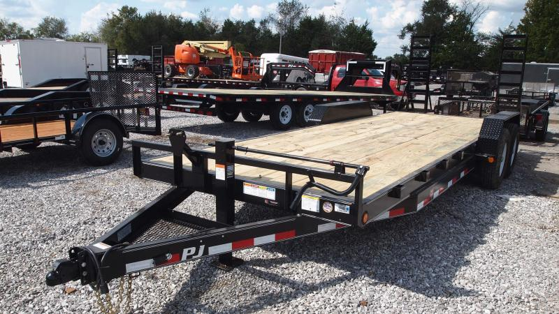 2019 PJ Trailers 22x83 CC Equipment Trailer