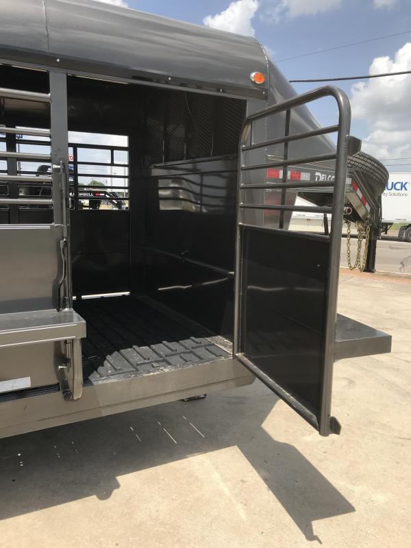 2019 Delco Trailers GP6824270 Livestock Trailer