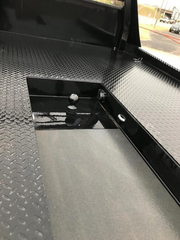 2019 Norstar WH Bed Truck Bed