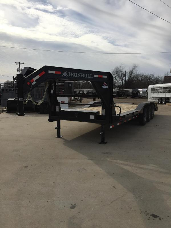 2017 Iron Bull ETG0224073 Equipment Trailer