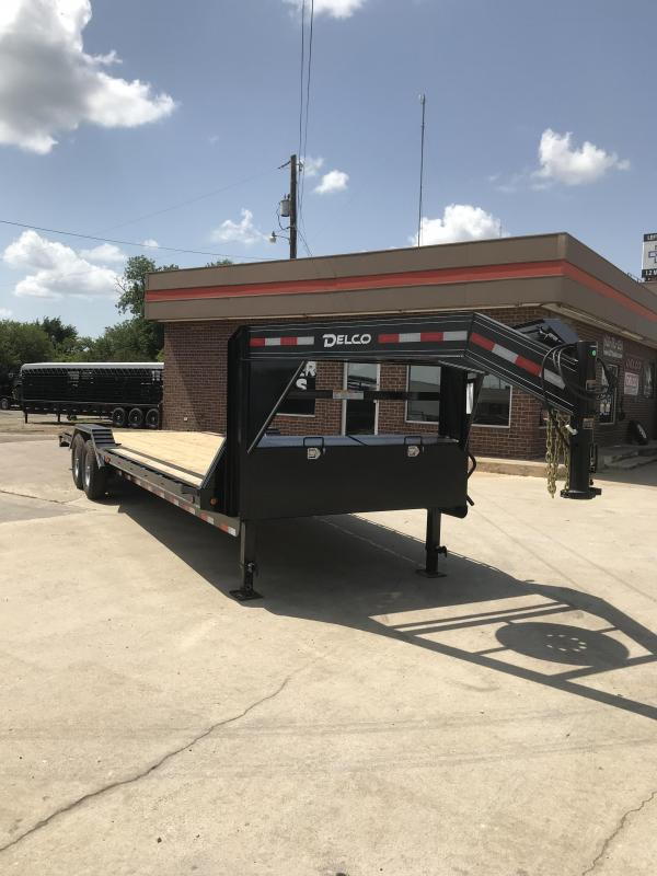 2019 Delco Trailers GC1022627 Equipment Trailer in Dierks, AR