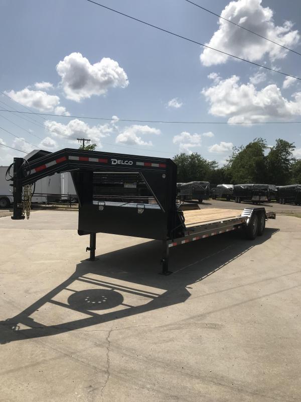 2019 Delco Trailers GC1022627 Equipment Trailer