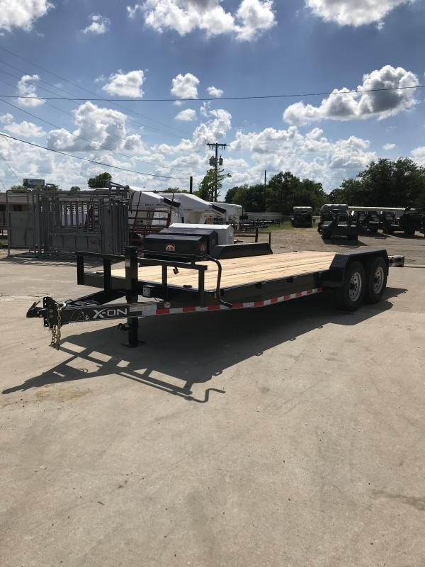 2018 X-On C6-CH832027 Equipment Trailer