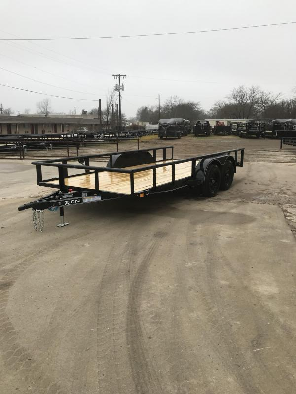 2019 X-On UT831623 Utility Trailer
