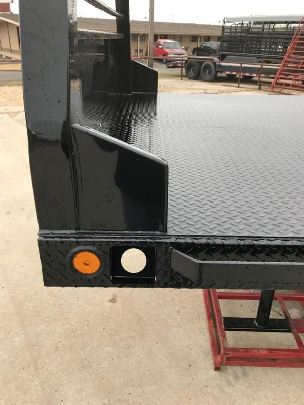 2018 Norstar SR094976001 Truck Bed
