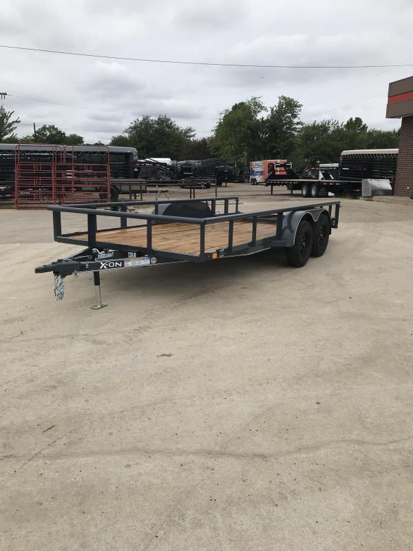2018 X-On A-UT831623 Utility Trailer