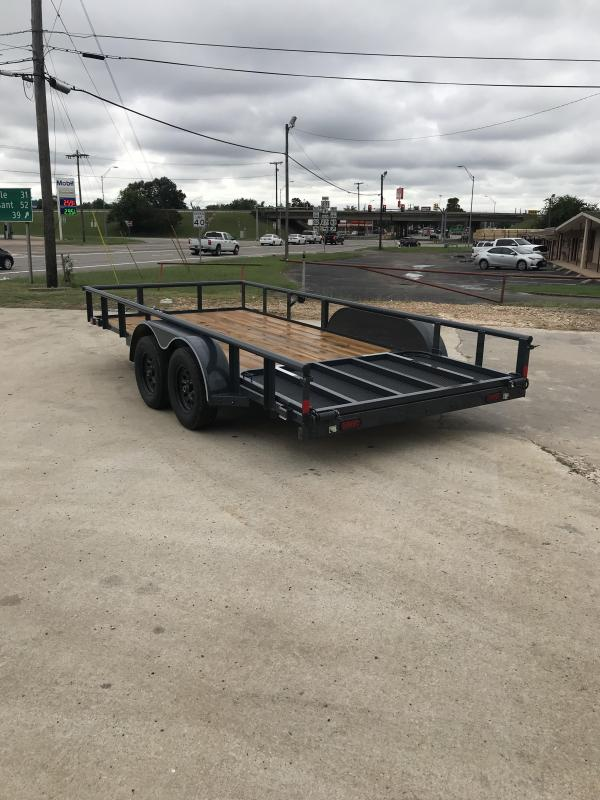 2018 X-On A-UT831623 Utility Trailer