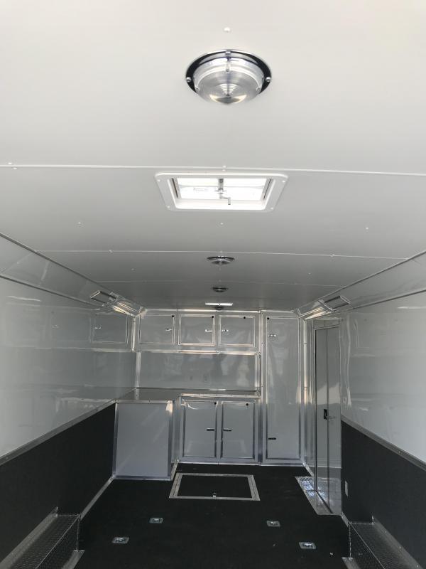 2018 Forest River Inc. TXEL8.524TA4 Enclosed Cargo Trailer